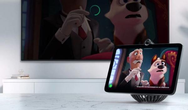 SberPortal: Умный экран с колонкой и ассистентом
