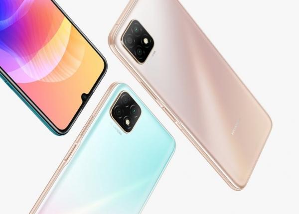 Стали известны все характеристики Huawei Enjoy 20SE