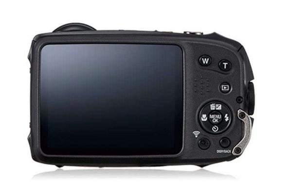 Водонепроницаемая камера Fujifilm XP120 может нырять ещё глубже и снимать ещё ярче