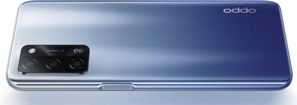 Анонс OPPO A55 — бюджетный смартфон с 5G и Android 11