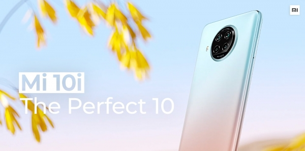 Анонс Xiaomi Mi 10i: уже знакомая десятка