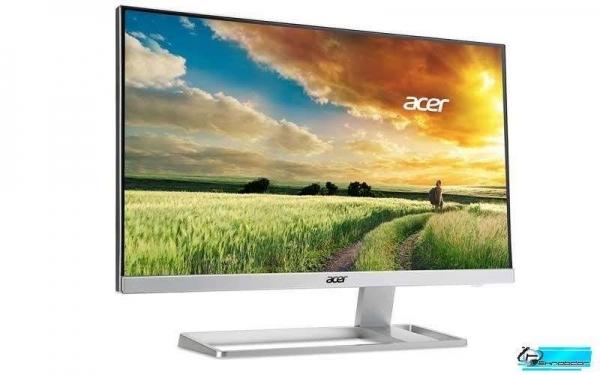Новый 4К монитор Acer – Меньше ободок – больше экран