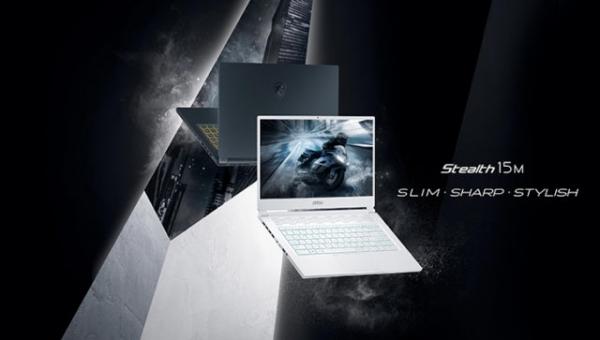 Обзор MSI Stealth 15M: Игровой и крутой ноутбук