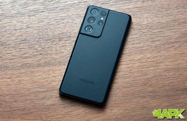 Обзор Samsung Galaxy S21 Ultra 5G: король среди Android