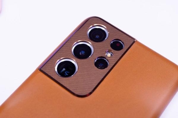 Samsung Galaxy S21 Ultra: Первый взгляд. Видео