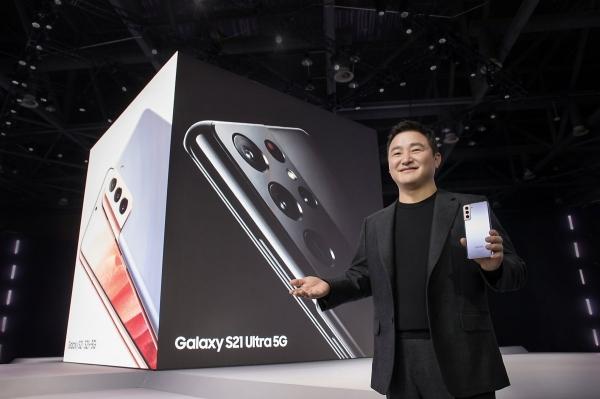 Samsung ждет очень малый спрос на серию Galaxy S21