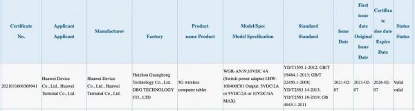 Флагманский Huawei MatePad Pro 2: первые детали