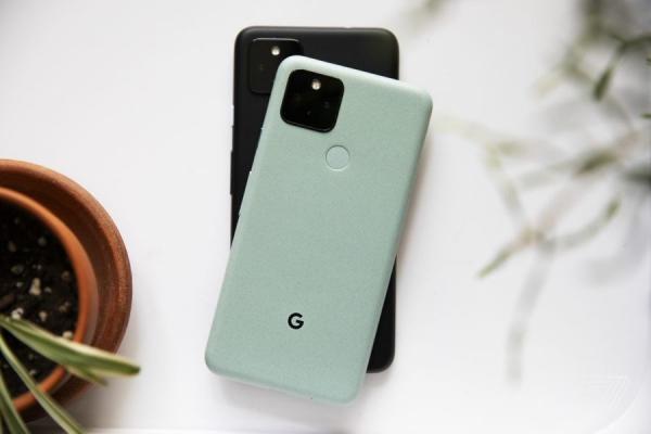 Google Pixel 5 опять страдает от программных ошибок