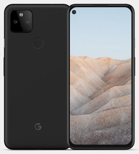 Google Pixel 5a: первые качественные рендеры