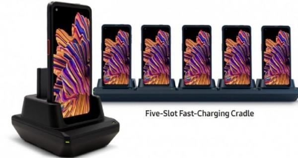 Новые подробности о Samsung Galaxy Xcover 5