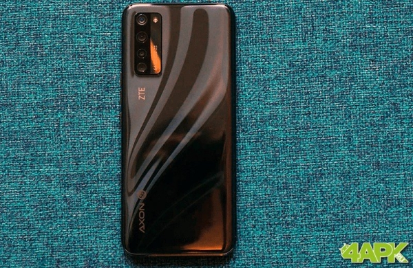 Обзор ZTE Axon 20 5G: смартфон с камерой прямо под дисплеем