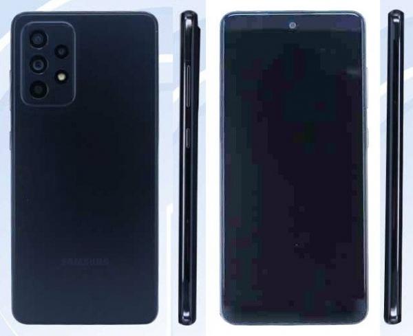 Первые живые фотографии и подробности Samsung Galaxy A52 5G