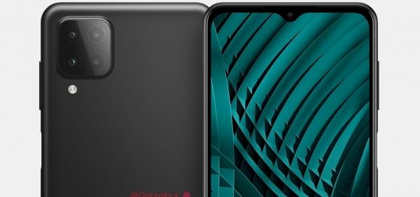 Подробности Samsung Galaxy M12 и его фирменные обои