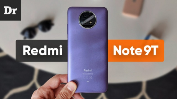Xiaomi Redmi Note 9T: Тест смартфона
