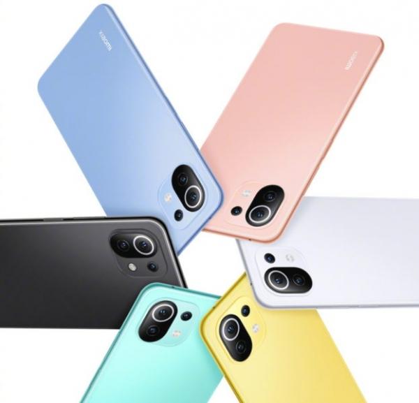 Анонс Xiaomi Mi 11 Lite — тонкий, легкий, молодежный