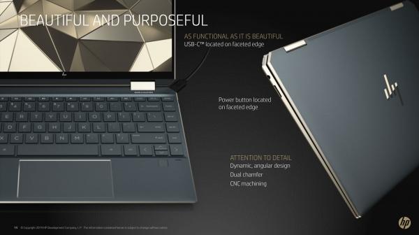 HP Spectre x360: Обзор ультрабука