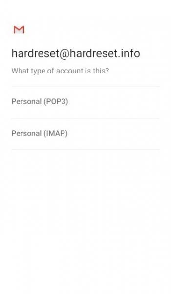 Как настроить почту на Huawei?