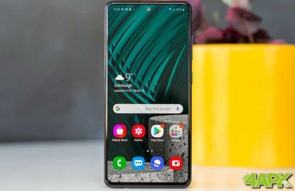 Обзор Samsung Galaxy A51: обновлённый смартфон среднего класса