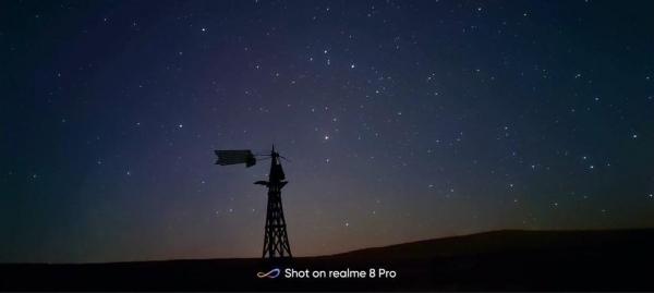 Realme 8 Pro: вся информация о 108-Мп камере будущего