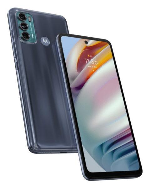 Анонс Motorola Moto G60 и G40 Fusion со 120 Гц и емкой батареей