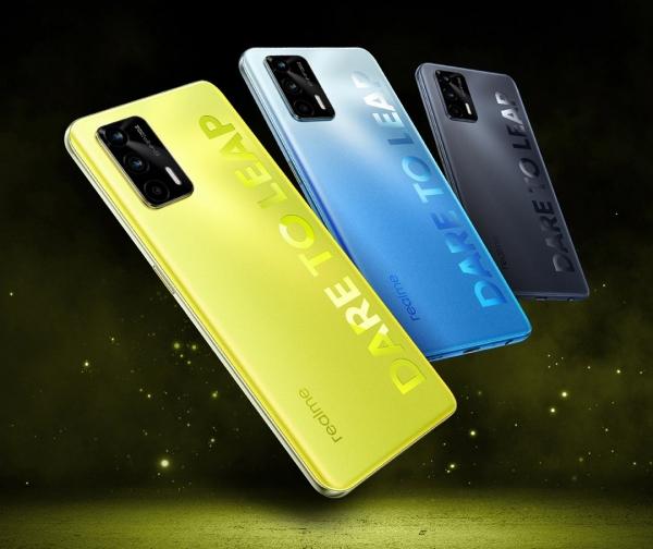 Анонс Realme Q3 Pro с Dimensity 1100 и привлекательной ценой