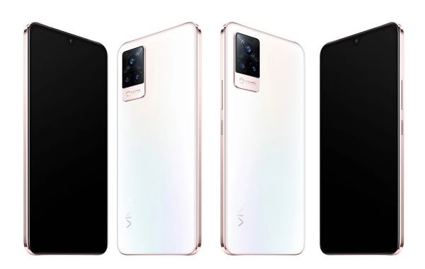 Анонс Vivo V21, V21 5G и V21e – среднего уровня смартфоны с 44-Мп фронталкой