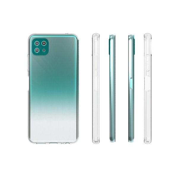 Доступный Samsung Galaxy A22 с 5G показался на рендерах