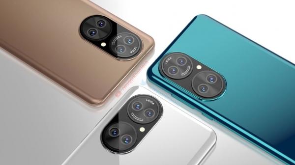 Качественные макеты Huawei P50