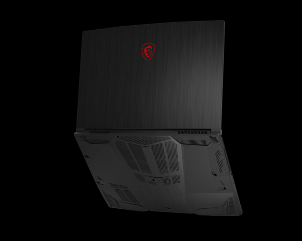 MSI GF65 Thin: Мой первый ноутбук с RTX 3060
