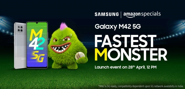 Раскрыты детали и дата анонса Samsung Galaxy M42