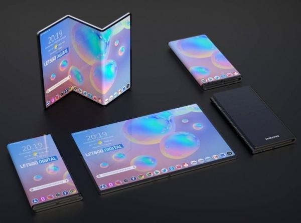 Сроки выхода Samsung Galaxy Fold 2.0: принципиально нового Fold Tab