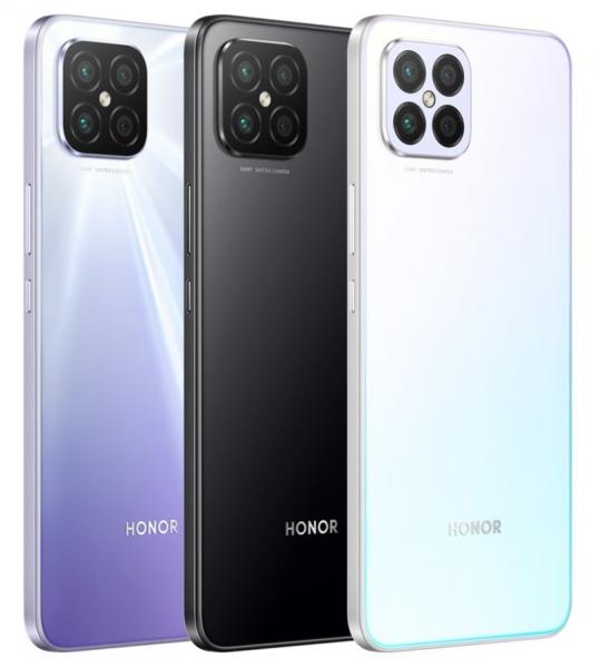 Анонсирован Honor Play 5 — 5G-смартфон с Quad-камерой