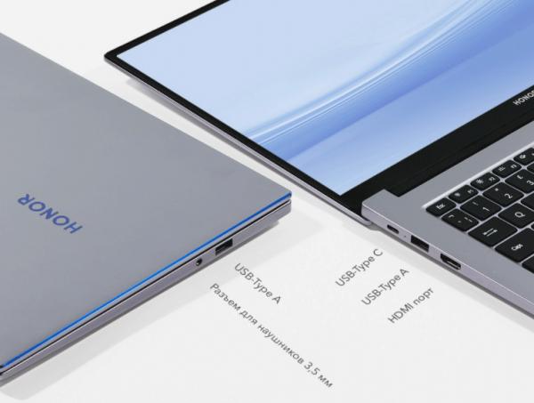 HONOR MagicBook 14 2021: Обзор ноутбука