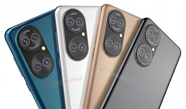 Huawei P50 получит рандом по экранам BOE