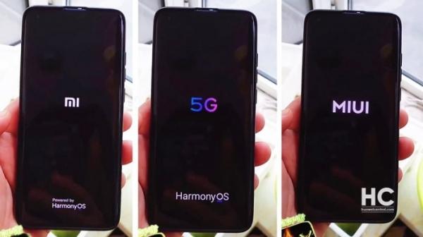 Показались смартфоны Xiaomi с HarmonyOS