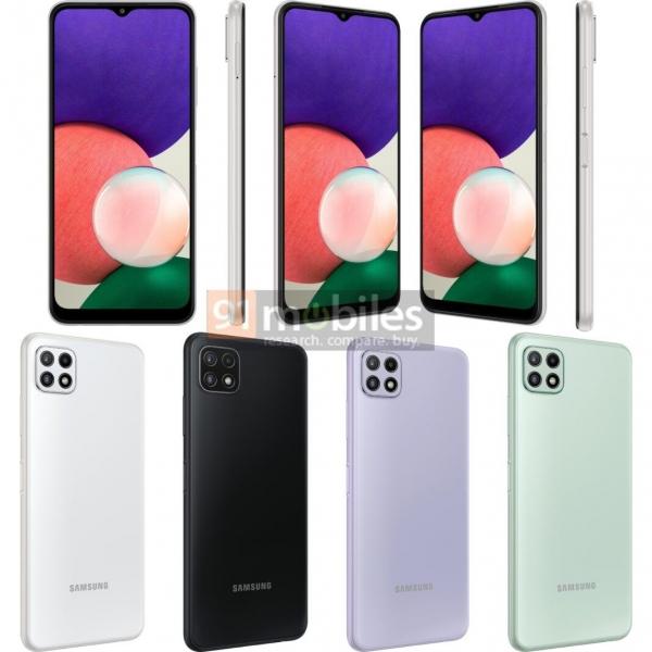 Раскрыта стоимость Samsung Galaxy A22 5G