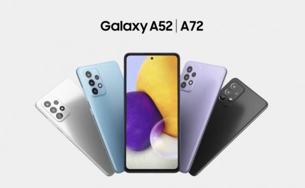Samsung столкнулась с нехваткой чипов. Galaxy A52 и A72 стали дефицитными