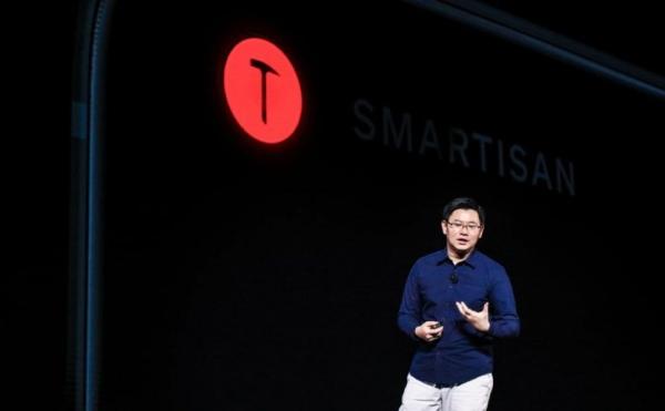 OnePlus перехватила одного из создателей Smartisan