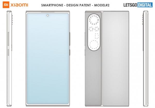 Схемы трёх новинок Xiaomi с большими блоками камер