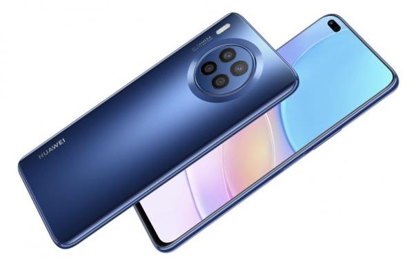 Анонс Huawei Nova 8i c Snapdragon и дизайном как Mate 30