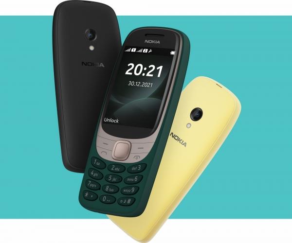 Анонс Nokia 6310 — очередное возрождение легенды