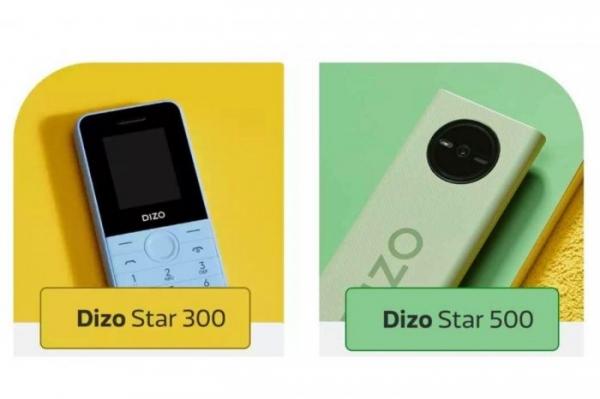DIZO анонсировала дебютные телефоны