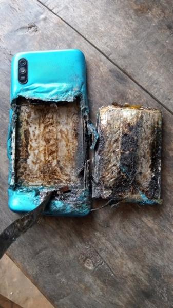 Новые случаи взрывов китайских смартфонов
