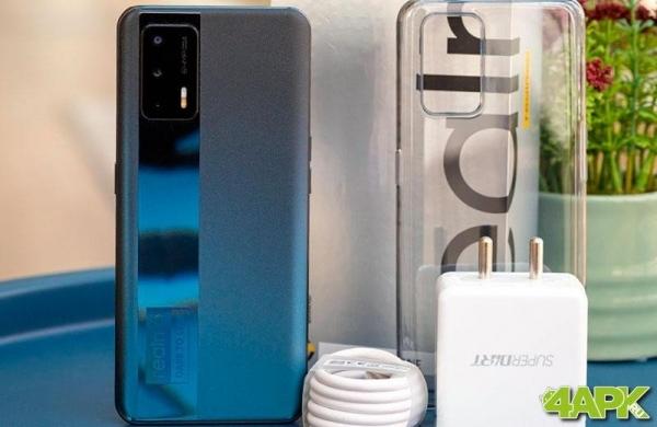 Обзор Realme GT Neo 5G: отличный пример цены и качества