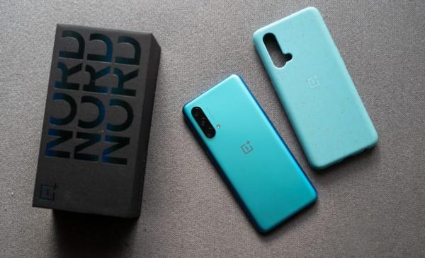 OnePlus Nord CE получил обновление OxygenOS
