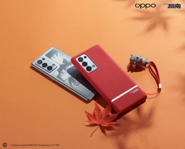 OPPO представила новый Reno 6 Pro+