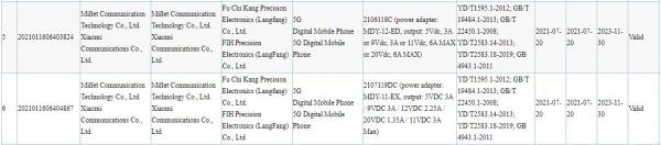 Особенности Xiaomi Mi Mix 4 и трёх моделей Mi Pad 5