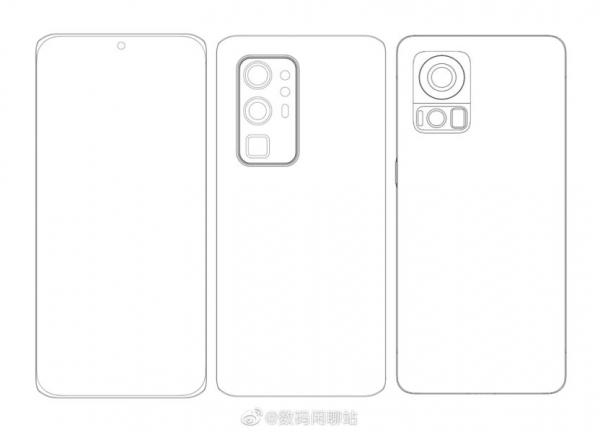Схемы новых флагманов серии Xiaomi Mi 11