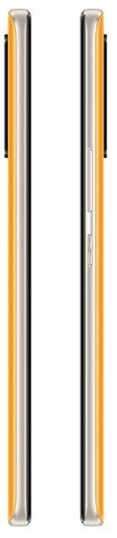 Специальная версия IQOO 7 в оранжевой расцветке