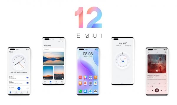 Анонс Huawei EMUI 12 – особенности Harmony OS 2 теперь есть и на Android